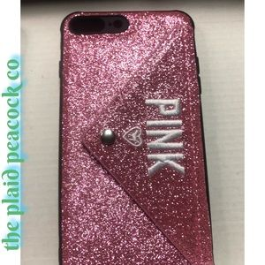 iPhone 8 Plus PINK CELLPHONE Case